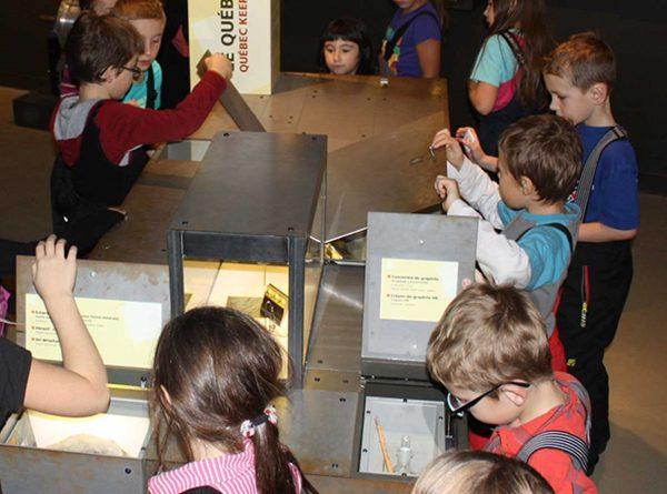 Musée minéralogique de l'Abitibi-Témiscamingue à Malartic